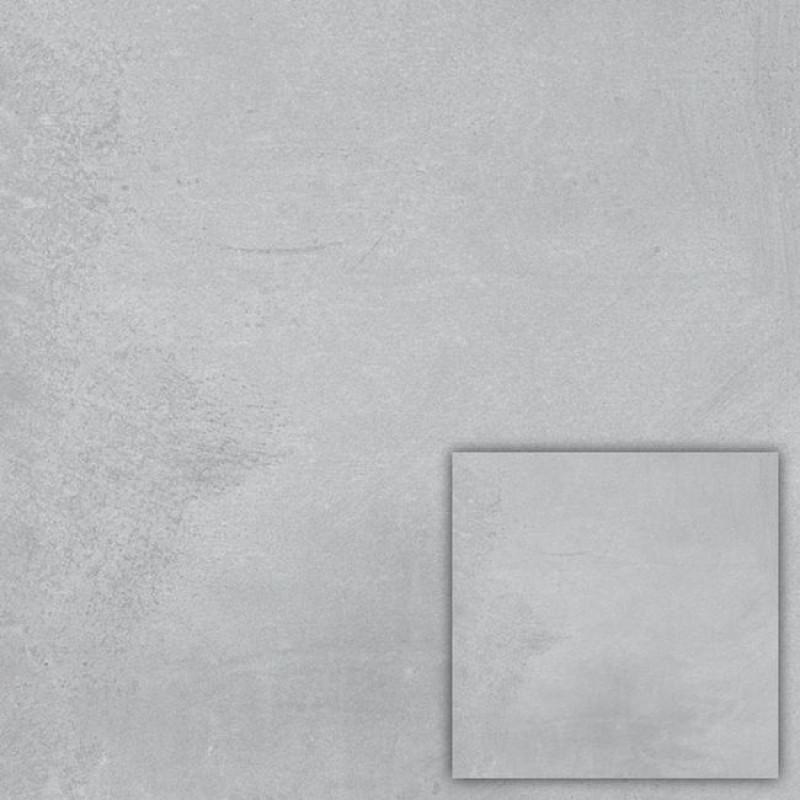 Domino newstreet fog vloertegel 60.0x60.0cm, lichtgrijs