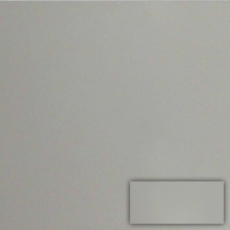 Progetto perla matt perla wandtegel 30.0x60.0cm, lichtgrijs