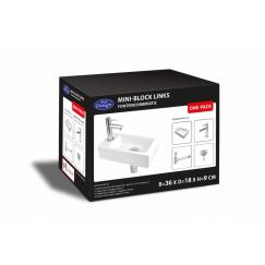 """Best-Design """"One Pack """" fonteincombinatie """"Mini-Block Links"""""""
