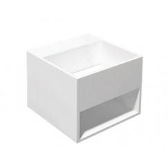 """Best-Design """"Buq-30"""" fontein """"Just-Solid"""" 32.5x32.5x25cm z/kraangat"""