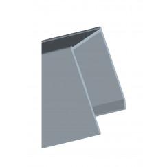 """Best-Design Muurprofiel voor """"Project"""" Douchecabine 4002540/ 4002550/ 4002560/ 4003360/ 4003370"""