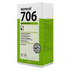 Eurocol voegproducten voegmaterialen x2,5 kg voeggrijs 706 eur
