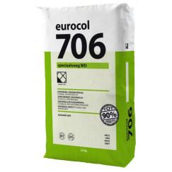 Eurocol voegproducten voegmaterialen x 23 kg voeggrijs 706 eur