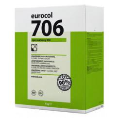 Eurocol voegproducten voegmaterialen x 5 kg voeggr.bruin 706 eur