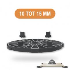 Fix Plus tegeldrager SP-10 Module / Tabs 10-15 mm SP-10