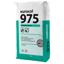 Eurocol egalisatie x 23 kg europlan spec. 975 eur