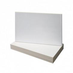 Wandtegels wit glans 20,0x40,0
