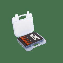 Tegelboren set 6, 6, 8, 10, 12 mm. M14 FPTSET-03