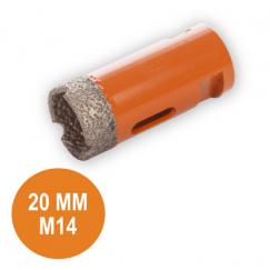 Fix Plus Tegelboor 20 mm. M14 FPTBM-M20