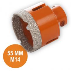 Fix Plus Tegelboor 55 mm. M14 FPTBM-M55