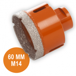 Fix Plus Tegelboor 60 mm. M14 FPTBM-M60