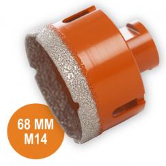 Fix Plus Tegelboor 68 mm. M14 FPTBM-M68