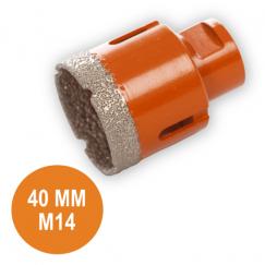 Fix Plus Tegelboor 40 mm. M14 FPTBM-M40