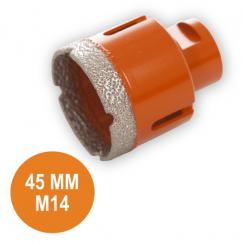 Fix Plus Tegelboor 45 mm. M14 FPTBM-M45