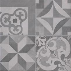 Vloertegels cementina grey 34x34 -8069-