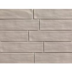 Wandtegels organic brick sand 7,5x30 rett