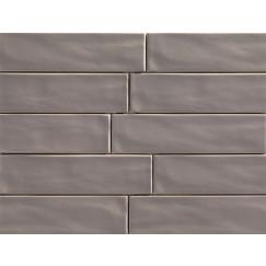 Wandtegels organic brick teak 7,5x30 rett