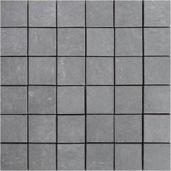 Mozaiek basaltina grey 5x5 mosaic 30,5x30,5 cm