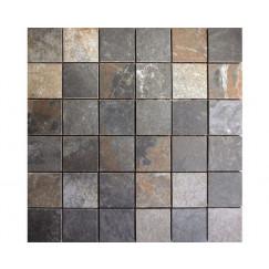 Mozaiek marbella zwart 30,5x30,5