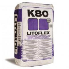Litokol Tegellijm k80 flexibele poederlijm kleur wit 25 kg