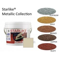 Voeg toebehoren starlike bronze neutro 5kg/200gr