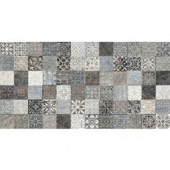 Wandtegels lys decor grijs 32x62,5