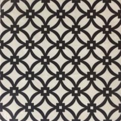 Vloertegels mod, griglia bianco 22,5x22,5 p/st