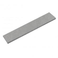 Sierplinten rodapie/skirting allure grey 4,8x119,8