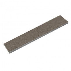 Sierplinten rodapie/skirting ground anthracite 4,8x89,8