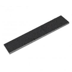 Sierplinten rodapie/skirting ground black 4,8x89,8