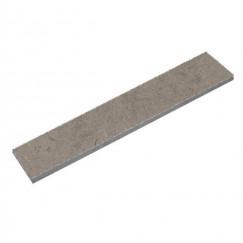 Sierplinten rodapie/skirting stonelike dark grey 4,8x89,8