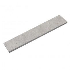 Sierplinten rodapie/skirting stonelike grey abuj 4,8x89,8