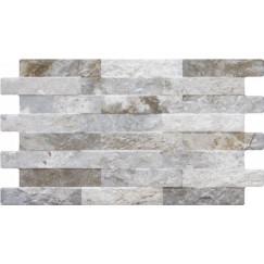 Wandtegels farilya interlock beton 25,0x45,0 cm
