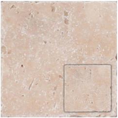 Natuursteen travertino chiaro 10,0x10,0