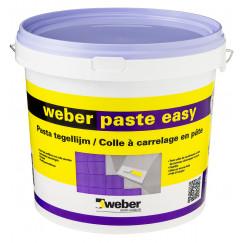 Tegellijmen weber paste easy 8 kg