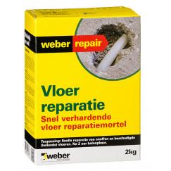 Reparatie weber vloer reparatie 2 kg