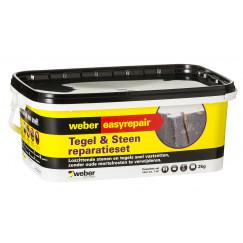 Reparatie weber tegel & steen rep, 2 kg