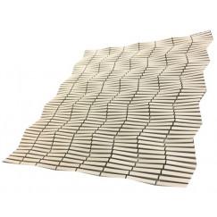Mozaiek mos textures piano grigio medio 30x30cm