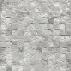 Wandtegels petra 18 grey 3-d 30x30 (13st per doos) op=op
