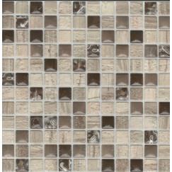 Wandtegels petra 16 beige bruin 30x30 (16st per doos)