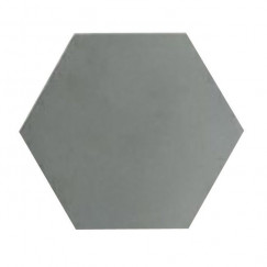 Kashba Marrakesch cementtegel U27Hex Donkergrijs Hexagon 17x17