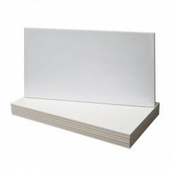 Wandtegels wit mat rectified 30x60 cm (1,44mý)