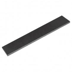 Domino traffic antracite tegelplint 8.0x60.0cm, antraciet