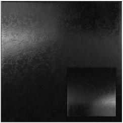 Domino Tegel Pisanino Preto 33,3x33,3 cm