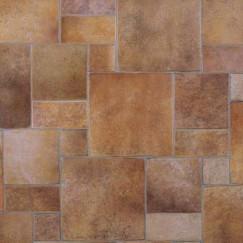 Vloertegels terra marrone 509812 15,2x30,4