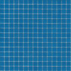 Mozaiek a35 blauw 2x2cm