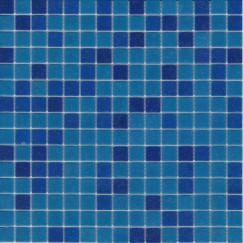 Alberello Mozaiek Glas A35/36/37 Donkerblauw 2,0x2,0x0,4