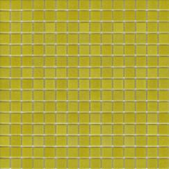 Mozaiek a93 geel 2x2cm