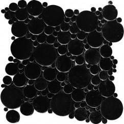 Mozaiek ma,004 valencia black 30,5x30,5