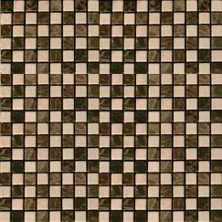 Mozaiek nm,001 emperador-botticino 30,0x30,0